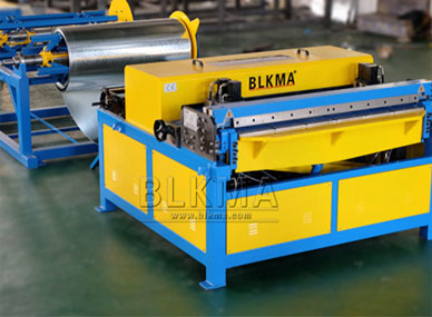 BLKMA Auto duct line та Spiral ductvery машини до Австралії