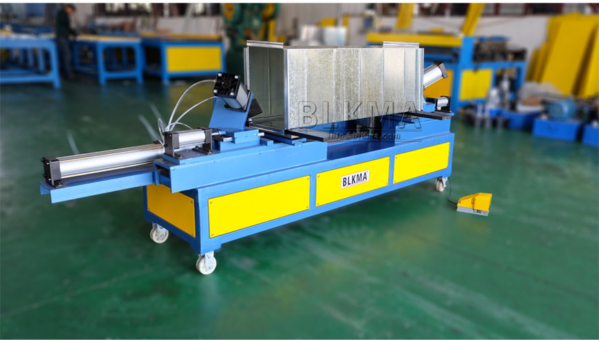 Pneumatic Lock Seam Machine